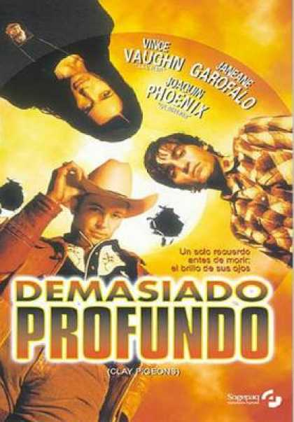 Spanish DVDs - Clay Pigeons