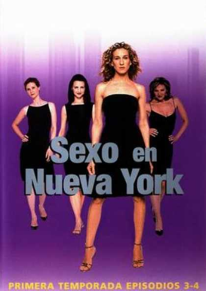 Spanish DVDs - Sex In New York 3 - 4