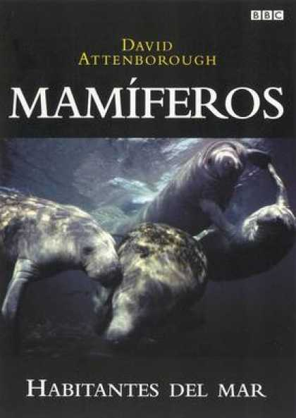 Spanish DVDs - BBC - Mammals Vol 07