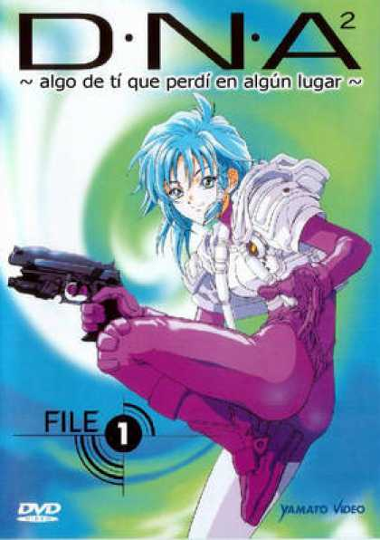 Spanish DVDs - Dna 2
