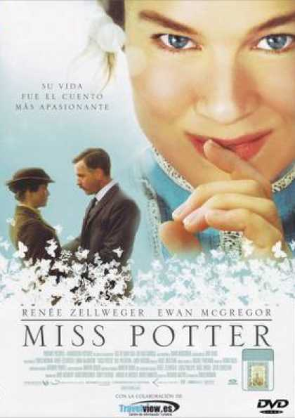 Spanish DVDs - Miss Potter