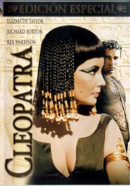 Spanish DVDs - Cleopatra Special
