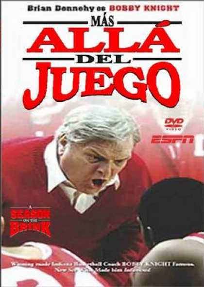 Spanish DVDs - A Season On The Brink