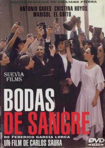 Spanish DVDs - Blood Wedding