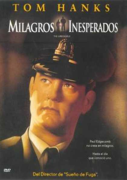 Spanish DVDs - The Green Mile