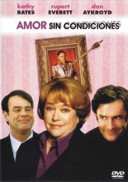 Spanish DVDs - Unconditional Love