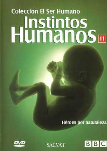 Spanish DVDs - Bbc The Complete Human Vol 11