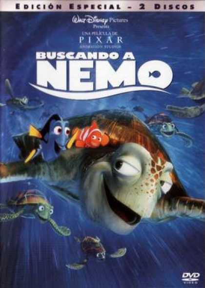 Spanish DVDs - Finding Nemo Spanish Special