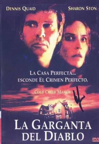 Spanish DVDs - Cold Creek Manor