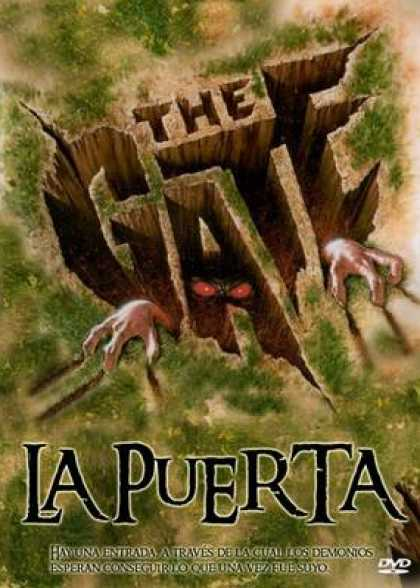 Spanish DVDs - The Gate