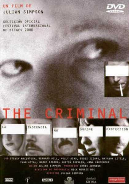 Spanish DVDs - The Criminal