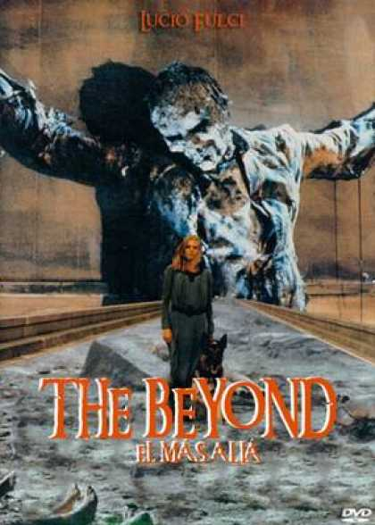 Spanish DVDs - The Beyond