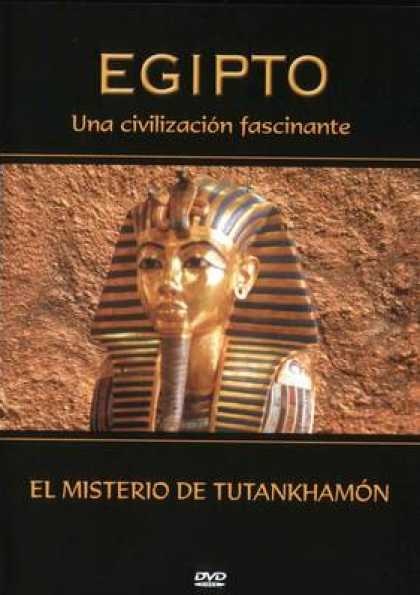 Spanish DVDs - Egypt The Great Civilization Vol 3