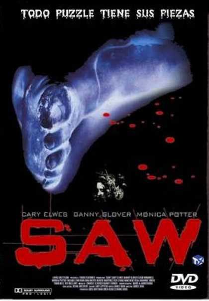 Spanish DVDs - Saw