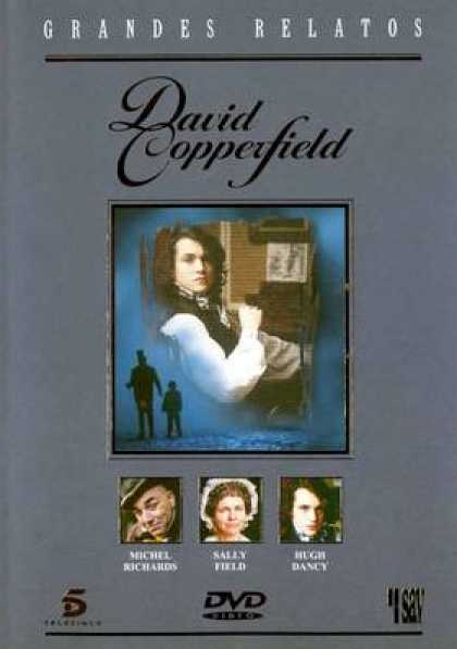 Spanish DVDs - David Copperfield