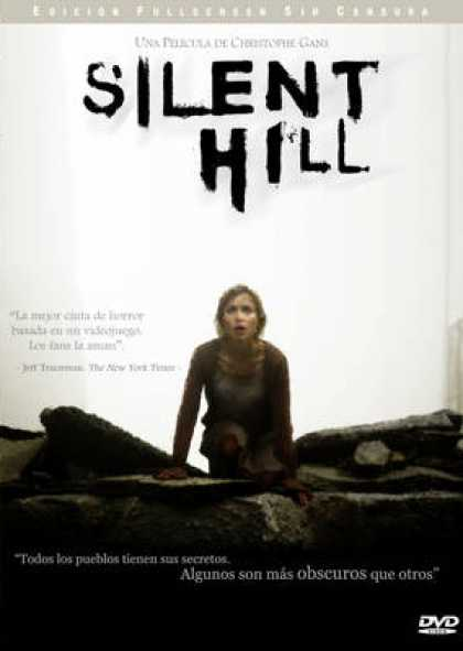 Spanish DVDs - Silent Hill