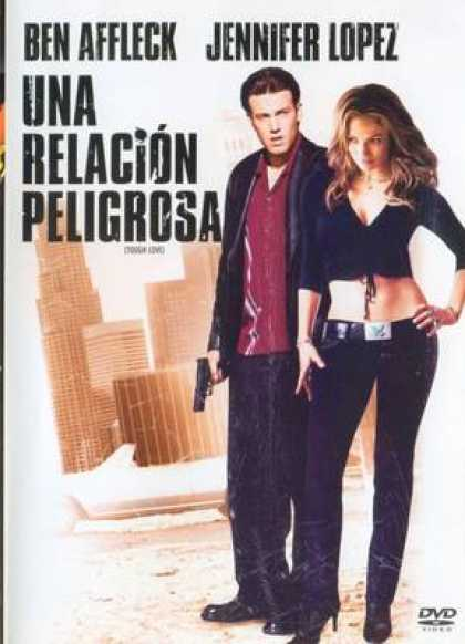 Spanish DVDs - Tough Love