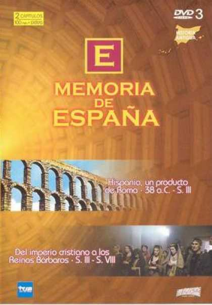 Spanish DVDs - Spanish History Vol 3