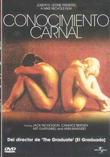Spanish DVDs - Carnal Knowledge