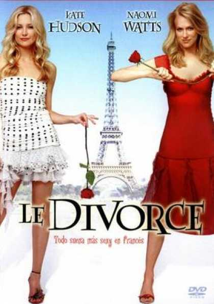 Spanish DVDs - The Divorce