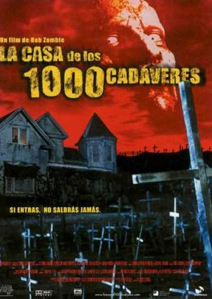Spanish DVDs - House Of 1000 Corpses