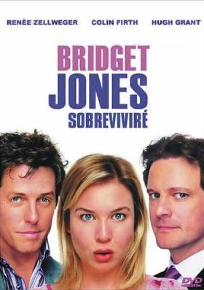 Spanish DVDs - Bridget Jones 2 The Edge Of Reason