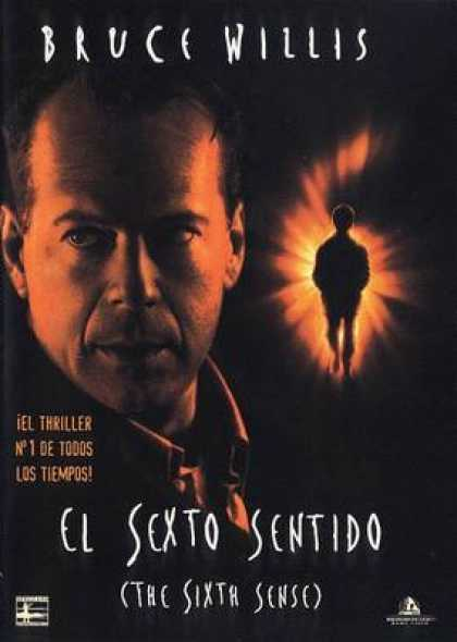 Spanish DVDs - The Sixth Sense