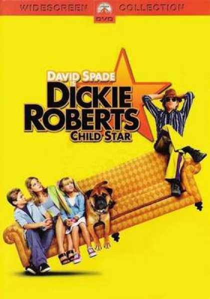 Spanish DVDs - Dickie Roberts Former Child Star