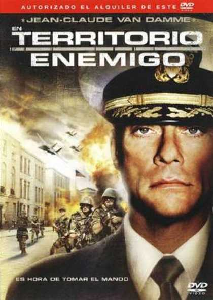 Spanish DVDs - Second In Command