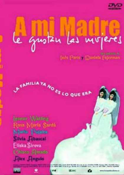 Spanish DVDs - A Mi Madre Le Gustan Las Mujeres