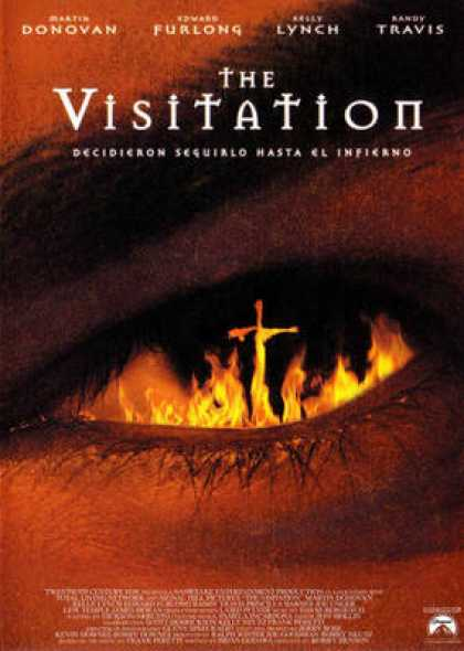 Spanish DVDs - The Visitation