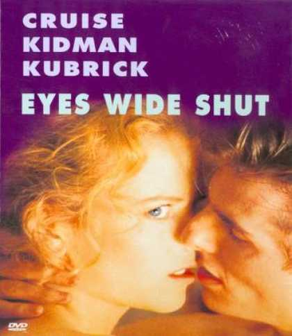 Spanish DVDs - Eyes Wide Shut