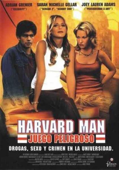 Spanish DVDs - Harvard Man
