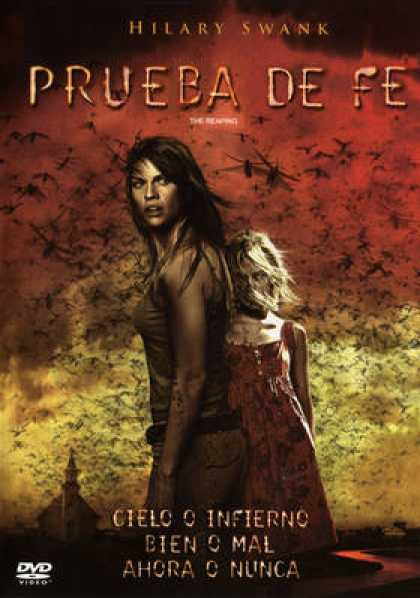 Spanish DVDs - The Reaping
