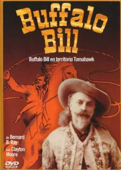 Spanish DVDs - Buffalo Bill