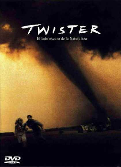 Spanish DVDs - Twister