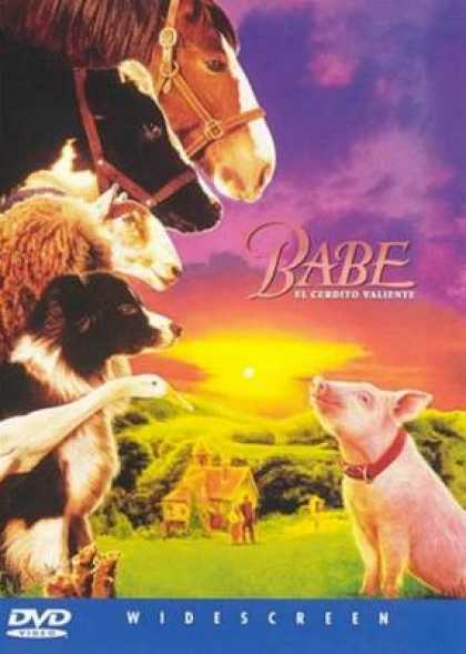 Spanish DVDs - Babe