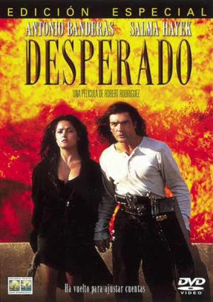 Spanish DVDs - Desperado Special