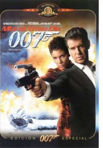 Spanish DVDs - Die Another Day SPANISH R2 Slimline