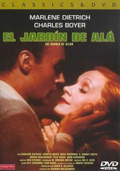 Spanish DVDs - The Garden Of Allen