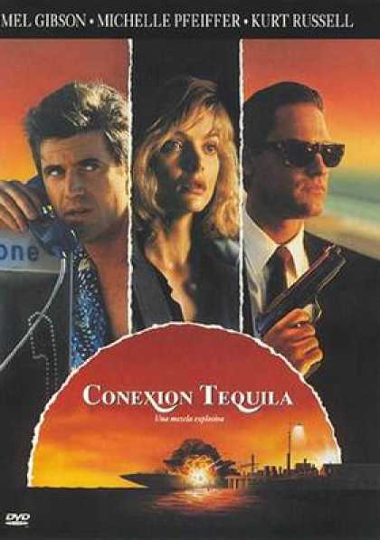 Spanish DVDs - Tequila Sunrise