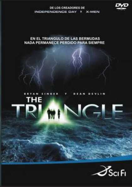Spanish DVDs - The Triangle