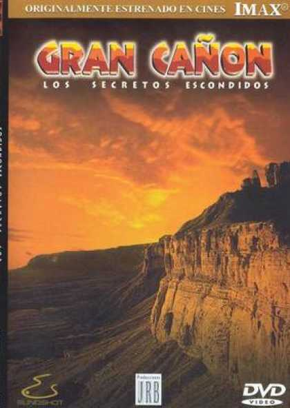 Spanish DVDs - Imax The Grand Canyon