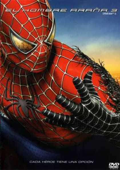 Spanish DVDs - Spider-Man 3 SPANISH R4