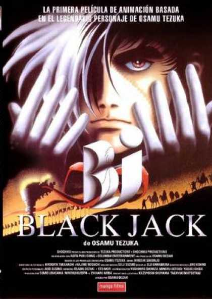 Spanish DVDs - Black Jack