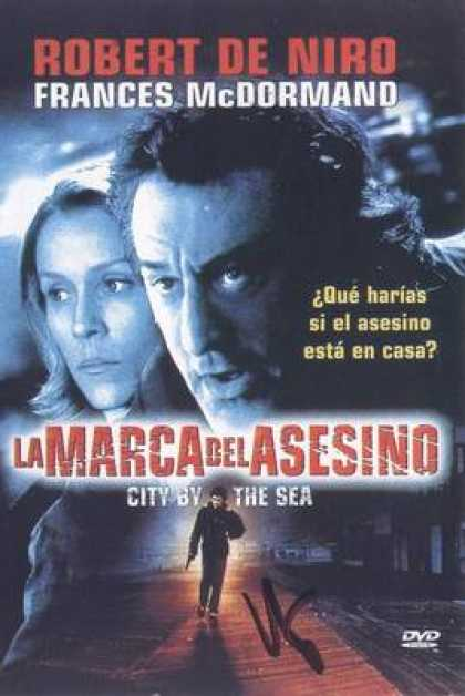 Spanish DVDs - City By The Sea