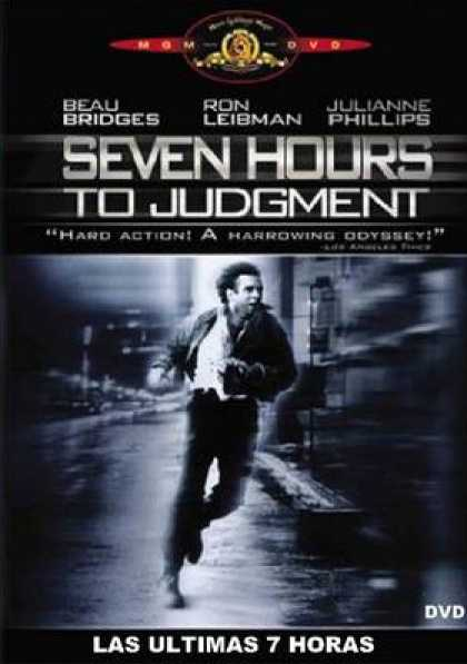 Spanish DVDs - Seven Hours To Judgement