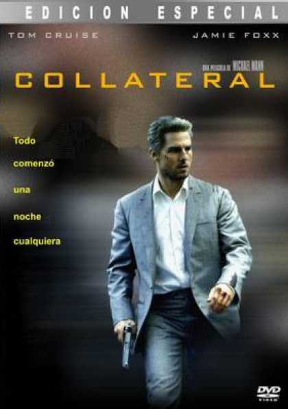 Spanish DVDs - Collateral Special