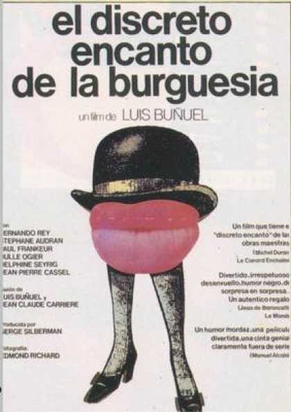 Spanish DVDs - The Discreet Charm Of The Bourgeoisie