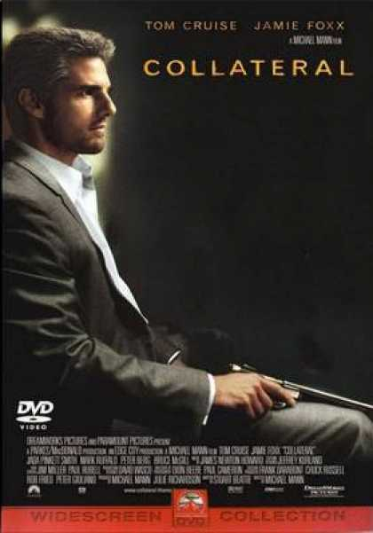 Spanish DVDs - Collateral Widescreen Collection